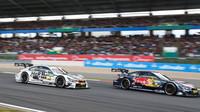 Wittmann, Da Costa a Blomqvist si vyměnili barevná schémata svých aut