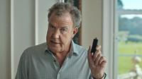 Jeremy Clarkson v reklamě na Amazon Fire TV Stick.