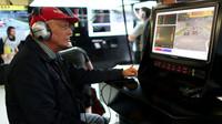 Niki Lauda v Mexiku