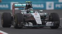 Nico Rosberg v Mexiku