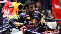 Daniel Ricciardo v Mexiku