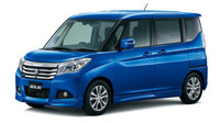 Hybridizace se dostala už i do segmentu kei cars, přičemž nejnovějším přírůstkem je Suzuki Solio Hybrid. Jeho elektromotor primárně pomáhá spalovacímu při akceleraci, baterie jsou ale natolik silné, že dokáží rozpohybovat auto jen na elektřinu. Celý systém je spojen s automatickou převodovkou a údajně je nenáročný na vnitřní prostor.