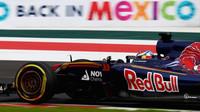 Max Verstappen v Mexiku