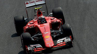 Kimi Räikkönen v Mexiku