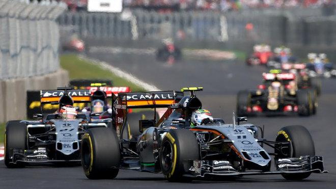Force India má na dosah historický úspěch - a může ho slavit už v Brazílii