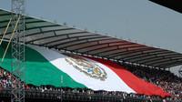 Diváci v Mexiku