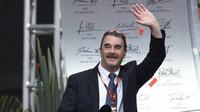 Nigel Mansell v Mexiku