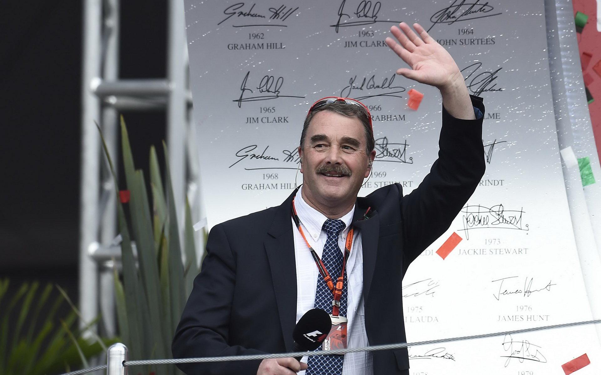 Incident Rosberg Hamilton očima bývalých pilotů F1 - anotační foto