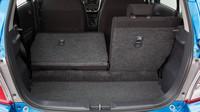 Kufr nabídne 254 - 1053 litrů, Suzuki Celerio.