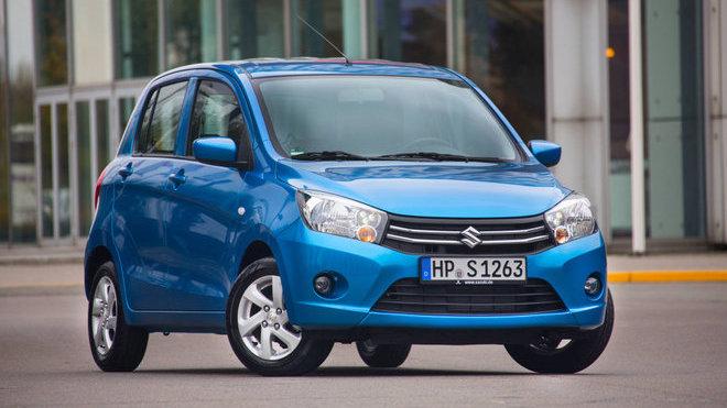 Městské Suzuki přijde s plnou výbavou na necelých 240 tisíc, Suzuki Celerio.