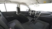 Celkový pohled na interiér, Suzuki Celerio.