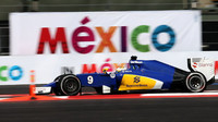 Marcus Ericsson v Mexiku