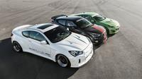 Speciální prototypy Hyundai, postavené pro automobilovou výstavu SEMA