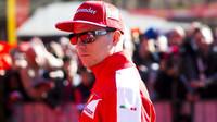 Kimi Räikkönen při Finali Mondiali