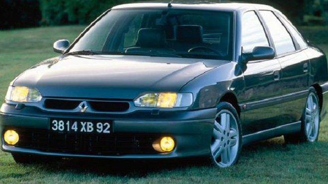 Renault Safrane Biturbo