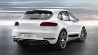 Součástí exteriérového paketu pro Macan Turbo je i nový zadní nárazník, Porsche Macan.