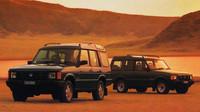 """""""Japonské Discovery"""" bylo nabízeno s tří- i pětidveřovou karosérií, Honda Crossroad."""