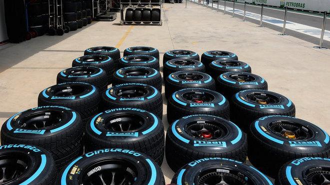 Pneumatiky Pirelli v Brazílii