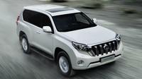Novinkou je čtyřválec 2.8 D-4D a šestistupňový automat, Toyota Land Cruiser.