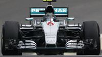 Nico Rosberg v Brazílii