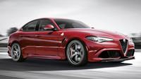 Alfa Romeo se brání! Giulia má vzhledem připomínat 156, nikoliv rivalské BMW řady 3 - anotační foto