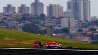 Daniel Ricciardo v Brazílii
