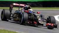 Romain Grosjean v Brazílii