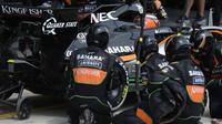 Přezutí pneumatik u Force Indie v Brazílii