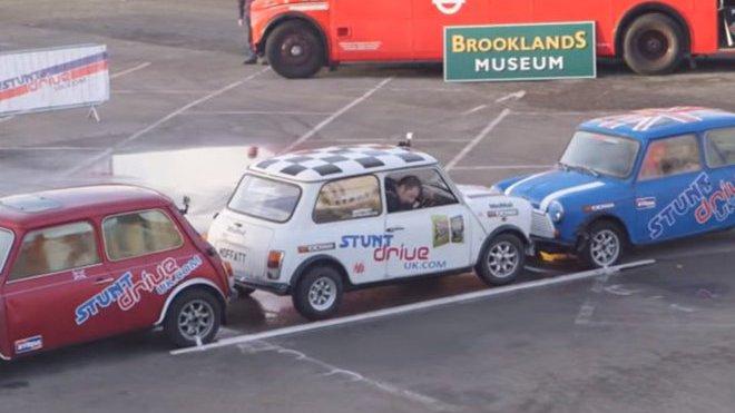 Brit vytvořil rekord v parkování