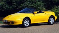 Dvoumístný roadster začal život jako Lotus, Kia Elan.