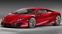 Pohon zadních kol doprovází vidlicový desetiválec a dvouspojková převodovka, Lamborghini Huracán LP 580-2.
