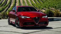 Giulia Q má po americké premiéře, Alfa Romeo představila nový motor pro USA - anotační foto