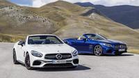 Mercedes-Benz SL prošel omlazovací kůrou, dál nabízí nekonečný luxus - anotační obrázek