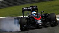 Jízdní styl Alonsa a Hamiltona: Jak se hvězdy F1 liší při brzdění? - anotační foto
