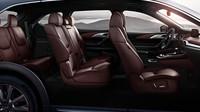 Uvnitř je místo pro sedm lidí, Mazda CX-9.