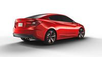 Vytažené boky zdůrazňují použití pohonu všech kol, Subaru Impreza Sedan Concept.