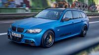 BMW 350D 3T nabídne upravený šestiválec se třemi turby, za úpravou stojí BBM Motorsport - anotační foto
