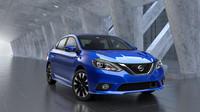 Třetí nejprodávanější Nissan v USA prošel modernizací, Nissan Sentra