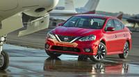 Nissan omladil bestseller, Sentra nyní vypadá luxusněji