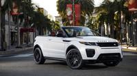 Range Rover Evoque Cabriolet si na legendách prožije svou českou výstavní premiéru
