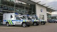 Volkswagen Amarok nově ve službách české policie