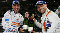 Plato a Andy Priaulx na Race of champions