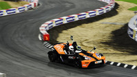 Felipe Massa při Race of champions
