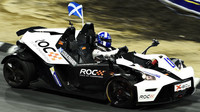 David Coulthard při Race of champions