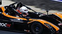 Nico Hülkenberg při Race of champions