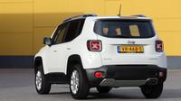 V nabídce je kompletní paleta pohonných jednotek, Jeep Renegade Van.