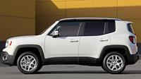 Atraktivní jako vždycky, Jeep Renegade Van.