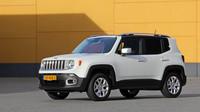 Na výběr jsou dvě úrovně výbavy, Jeep Renegade Van.