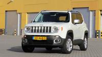 Ceny začínají na 460 tisících bez DPH, Jeep Renegade Van.