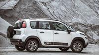 Na boku najdeme výraznou grafiku, Citroën C3 Aircross.